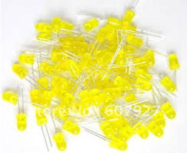 Желтые светодиоды