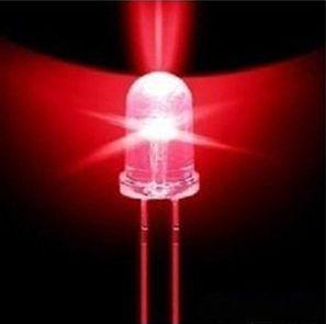 Красный светодиод