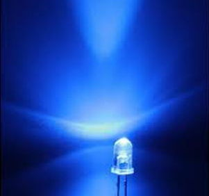 Синий светодиод