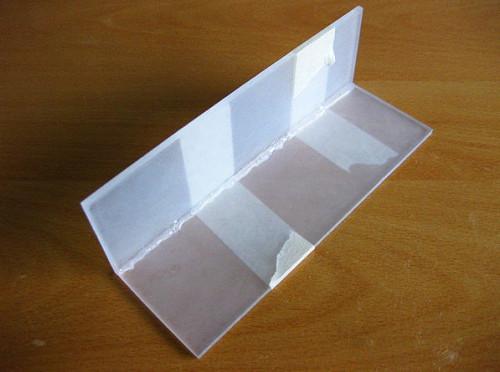 склейка частей корпуса светомузыки