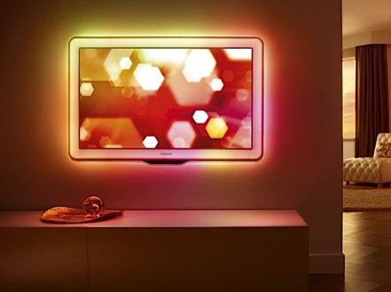 подсветка телевизора led