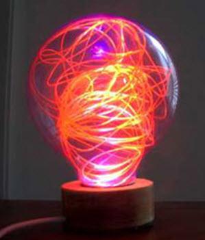 Самодельный светильник на светодиодах