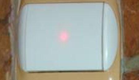 Выключатель со светодиодом