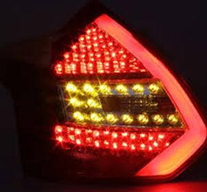 Светодиодные лампочки в задние фонари